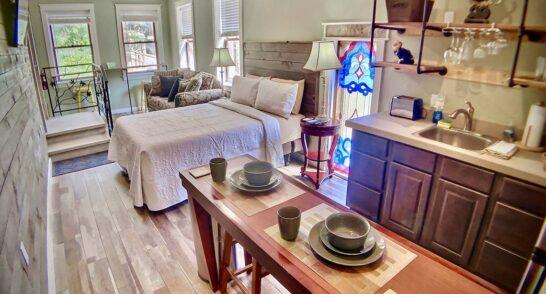 Basin Park Luxury Suite B